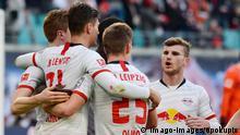 Bundesliga RB Leipzig gegen Werder Bremen