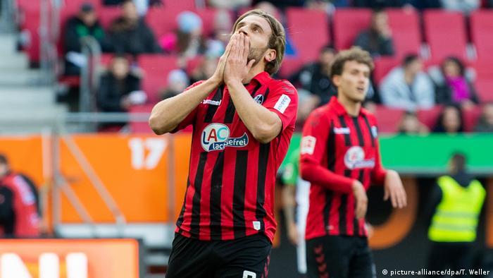 Bundesliga FC Augsburg gegen SC Freiburg (picture-alliance/dpa/T. Weller)