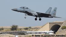 Saudi Arabien Jemen Kampfjet