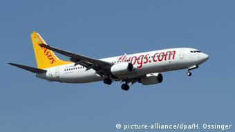 Αεροσκάφος της Pegasus