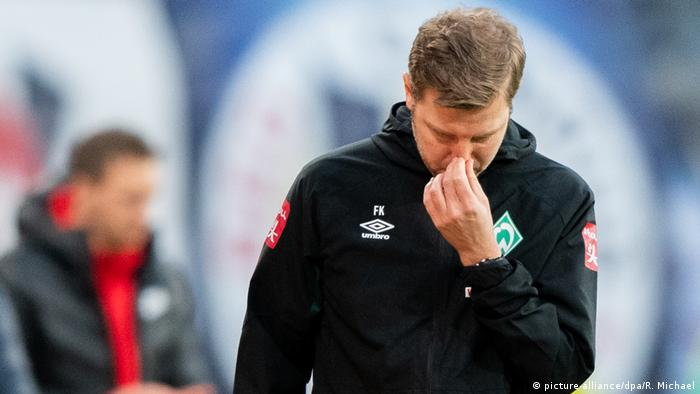Opinion: Werder Bremen's loyalty to Kohfeldt has left them in limbo