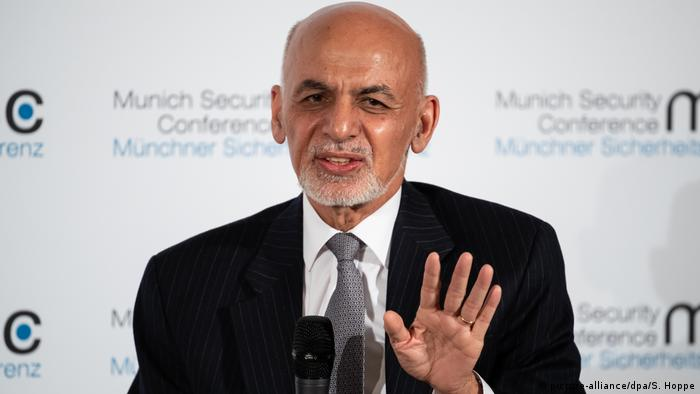 München MSC   Aschraf Ghani, Präsident von Afghanistan