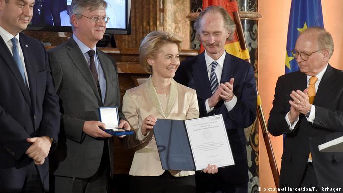 Vereinte Nationen erhalten Ewald-von-Kleist-Preis