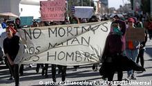 Mexiko | Proteste | Ingrid Escamilla