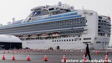 Japan | Coronavirus | Kreuzfahrtschiff «Diamond Princess»