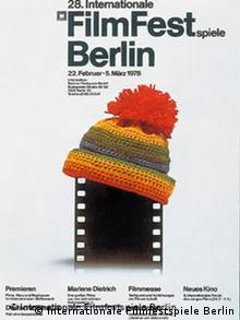 Internationale Filmfestspiele Berlin 1978 Poster Berlinale