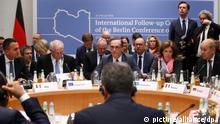 MSC Münchner Sicherheitskonferenz Follow-up Komitee zu Libyen