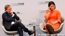 Armin Laschet Annalena Baerbock MSC München Sicherheitskonferenz