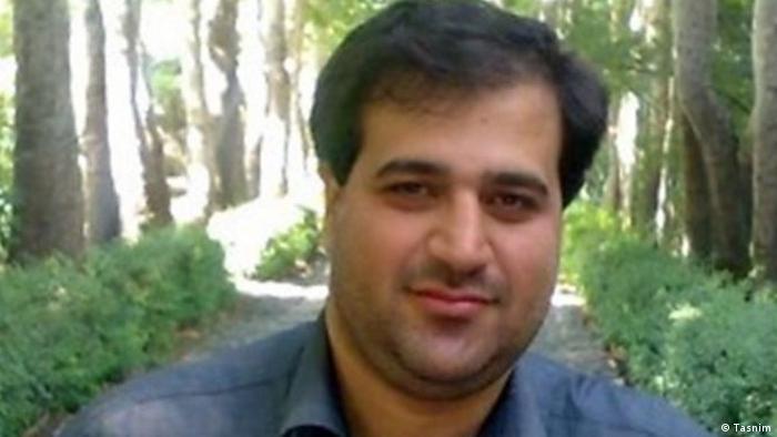Mehdi Mahmoodian, iranischer politischer Aktivist