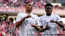 Bundesliga 1. FC Köln gegen Bayern München