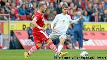 22. Spieltag - 1. FC Köln - FC Bayern München