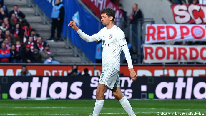 Bayern Munich: Thomas Müller the star of Hansi Flick's show