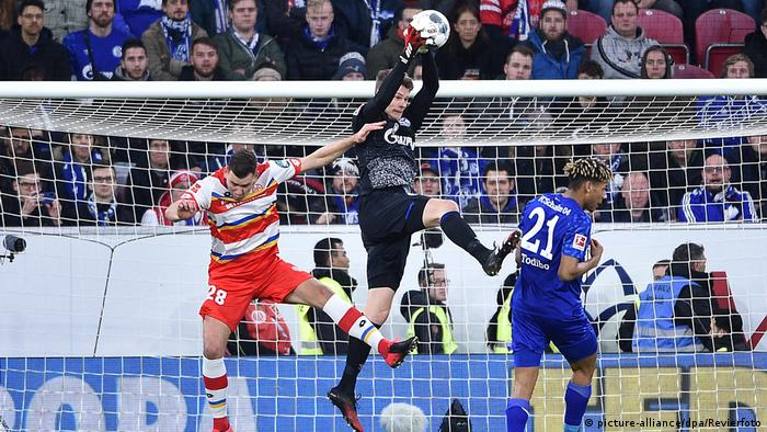 Bundesliga FSV Mainz 05 gegen Schalke 04 (picture-alliance/dpa/Revierfoto)