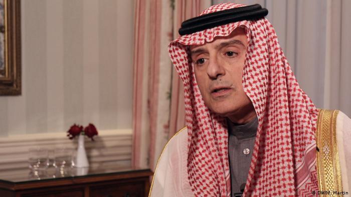 عادل الجبیر، وزیر خارجه پیشین عربستان سعودی و وزیر مشاور در امور خارجی پادشاهی سعودی