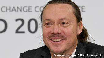 Schauspieler und Filmproduzent Svante Thunberg, Vater von Greta Thunberg