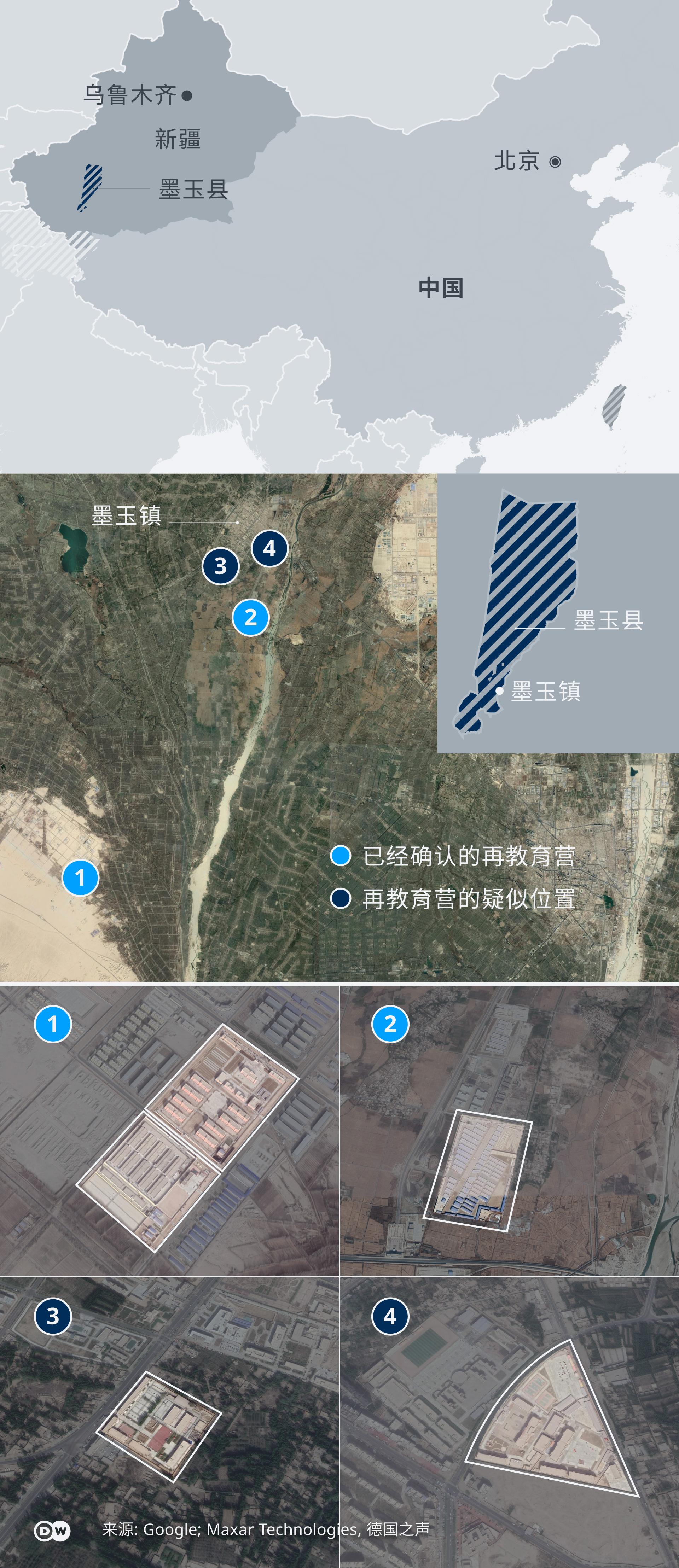 DW Investigativ Projekt: Uiguren Umerziehungslager in China !!!ACHTUNG SPERRFRIST 17.02.2020 (17.00 Uhr)!!! ZH
