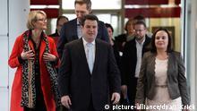 Eroeffnung der Zentralen Servicestelle Berufsanerkennung in Bonn