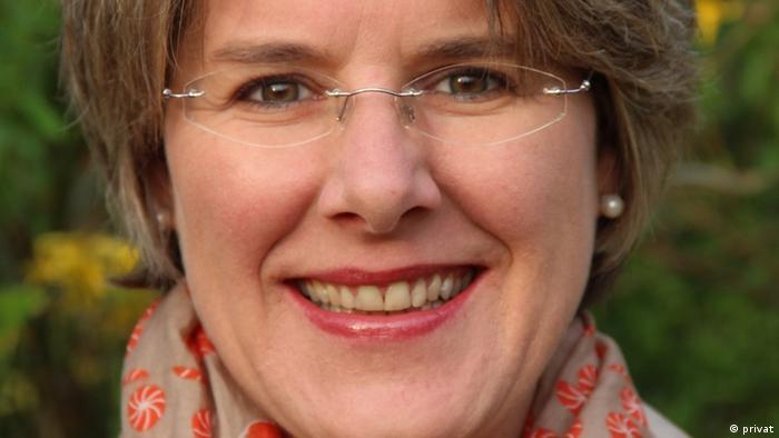 Susanne Friess, Misereor, Beraterin für Bergbau und Entwicklung in Lateinamerika