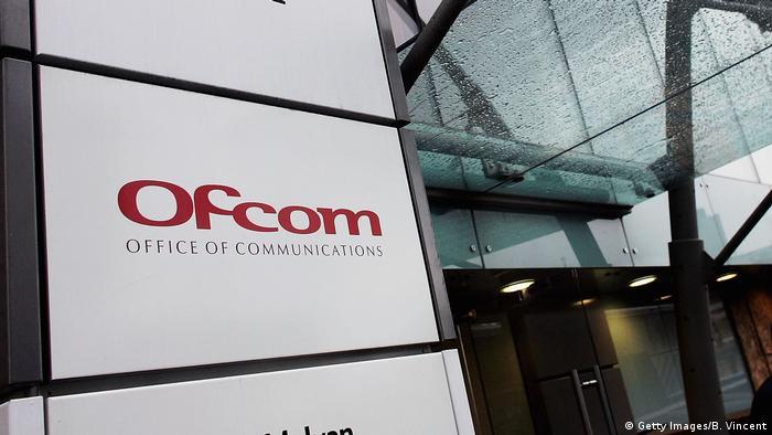 UK Ofcom-Gebäude