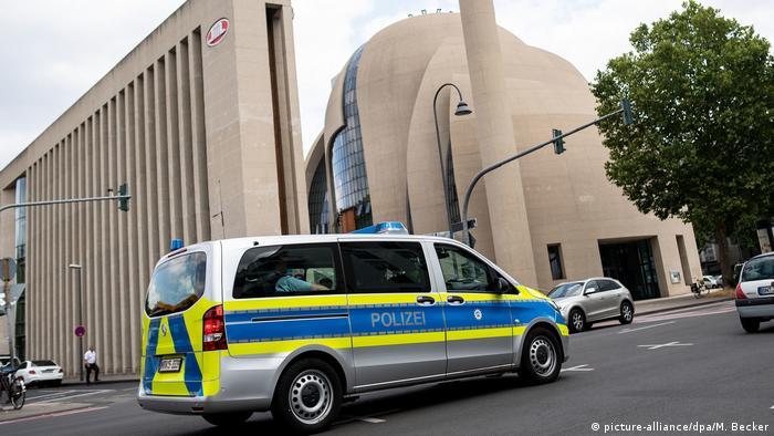 Köln'deki DİTİB Merkez Camisi