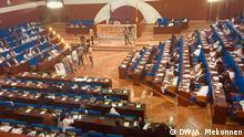 Amhara state regional Council. Foto: DW/Alemnew Mekonnen, 18.02.2020