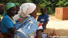 Ältere Menschen in Manica, Mosambik. Ort: Manica / Mosambik Fotograf: Bernardo Jequete / DW Datum: Februar 2020