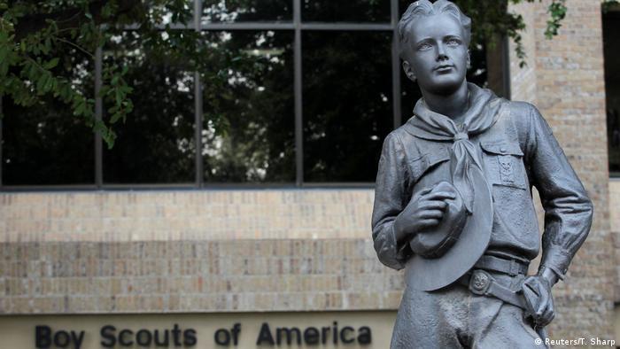 US-Pfadfinder melden nach Klageflut wegen Missbrauchsfällen Insolvenz an