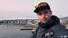DW Sendung Check-in - Steve Hänisch