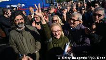 Türkei Silivri Gericht   Freispruch Gezi Park Proteste   Mucella Yapici