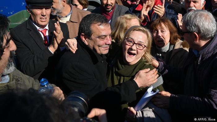 Gezi davasının sanıklarından Mücella Yapıcı, iki kez beraat etmişti
