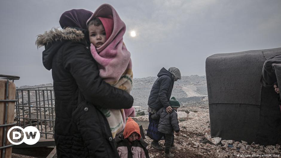 Nada que celebrar: nueve años de guerra en Siria   El Mundo   DW    15.03.2020