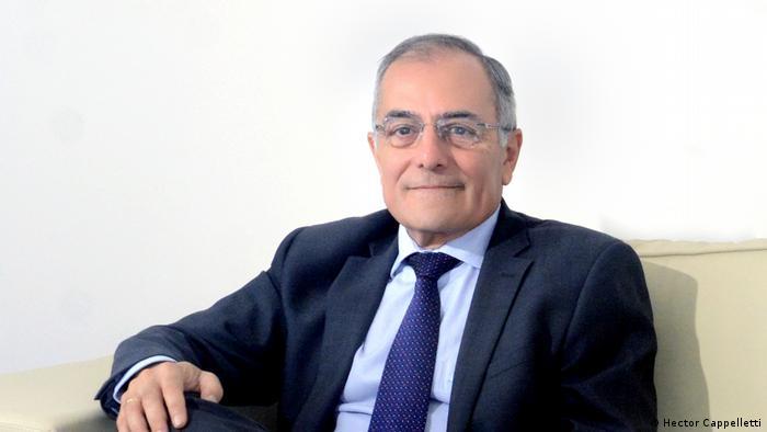 EU ambassador to Cuba, Alberto Navarro