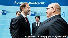 Deutschland Russland-Konferenz der deutschen Wirtschaft in Berlin