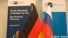 Deutsch-russische Wirtschaftskonferenz in Berlin.