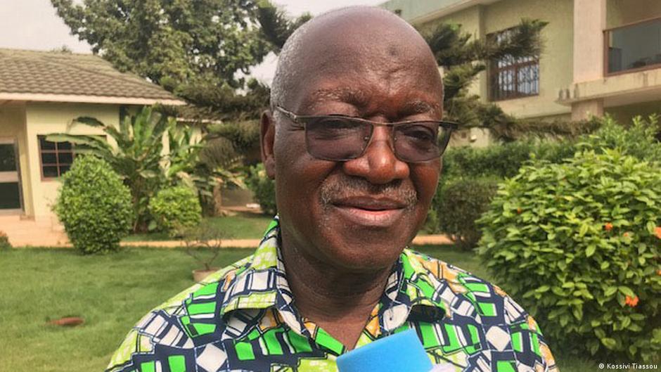 """Togo - Aimé Gogué : """"Si je suis élu, je ne ferai qu'un seul mandat de cinq ans"""""""