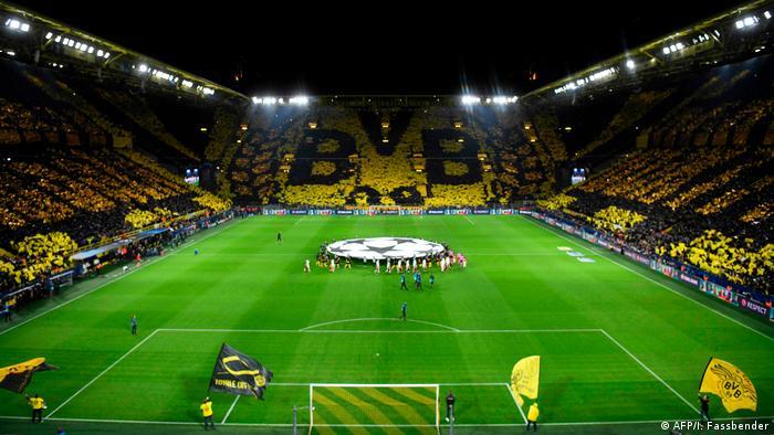 Signal Iduna Park in Dortmund (AFP/I. Fassbender)
