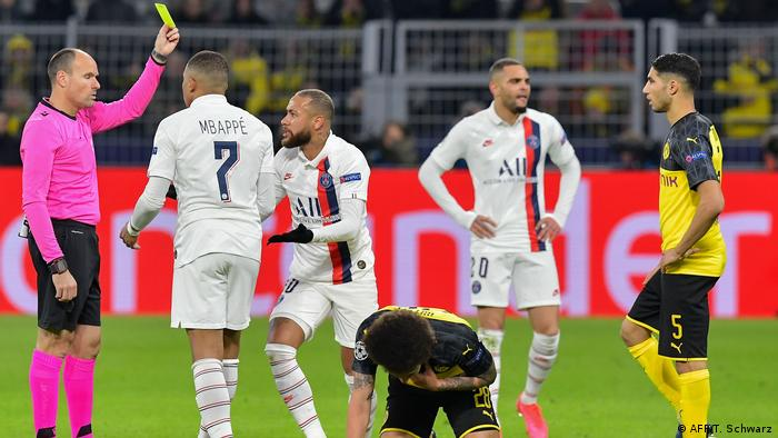 UEFA Champions League l BVB v PSG (AFP/T. Schwarz)