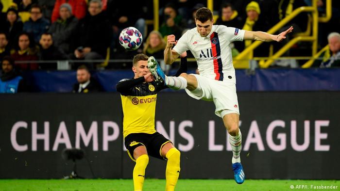 UEFA Champions League l BVB v PSG (AFP/I. Fassbender)