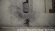 Libyen Soldat