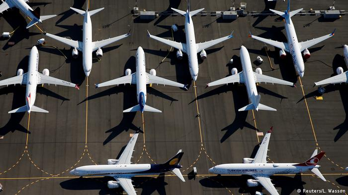 Boeing 737 MAX (Reuters/L. Wasson)