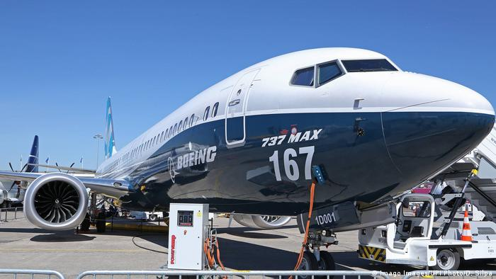 Boeing нашел инородные предметы в топливных баках 737 Max ...
