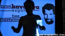 Türkei PK Verhaftung Osman Kavala
