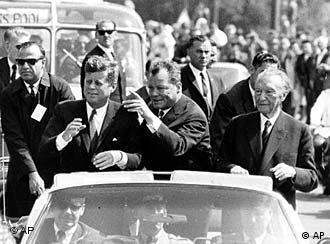 Kennedy em Berlim