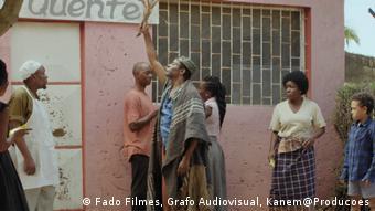 Mosambik Filmszene AvóDezanove e o Secreto do Soviético