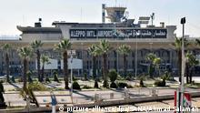 Syrien Aleppo | Internationaler Flughafen