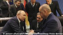 Deutschland Libyen-Konferenz