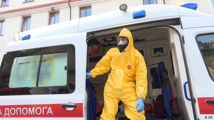 Эвакуация из Китая: готова ли Украина принять больных коронавирусом? |  Украина и украинцы: взгляд из Европы | DW | 19.02.2020