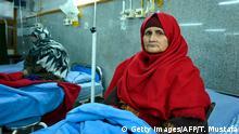 Indien   Krebserkrankte in Krankenhaus in Srinagar