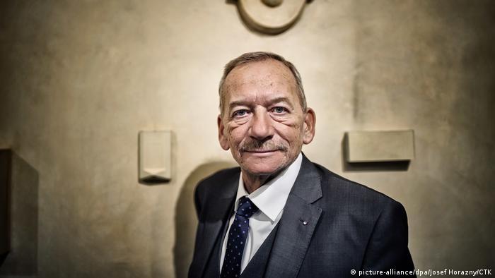 Tschechien Prag 2018 | Jaroslav Kubera, ODS (picture-alliance/dpa/Josef Horazny/CTK)