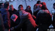Schweden Göteborg Hungerstreik iranischer Flüchtlinge